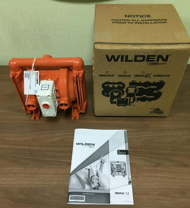 Wilden 02-12273 Насос P2/AAPPP/WFS/WF/AWF/2014